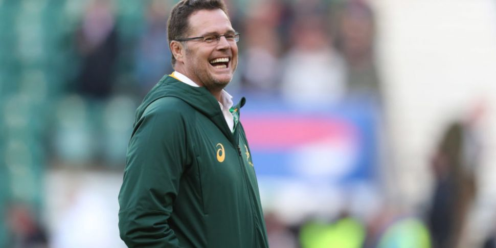 Springboks unchanged for All B...