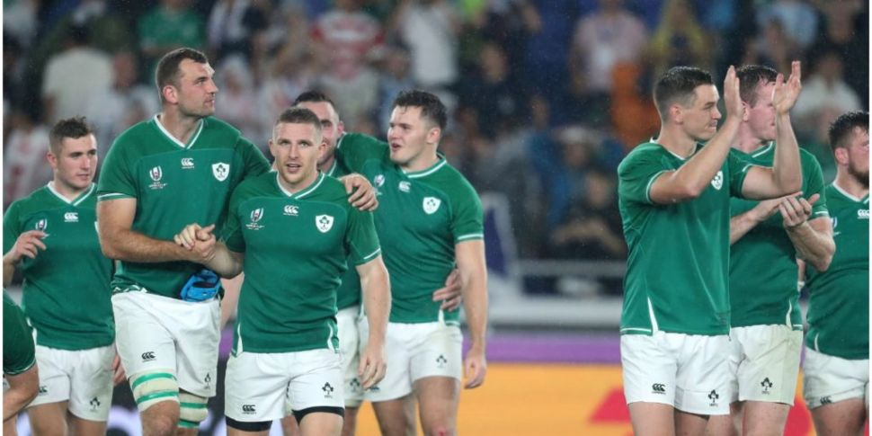 Ireland player ratings after s...