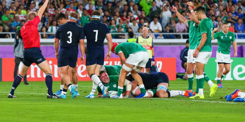Joe Schmidt: 'Bonus point coul...