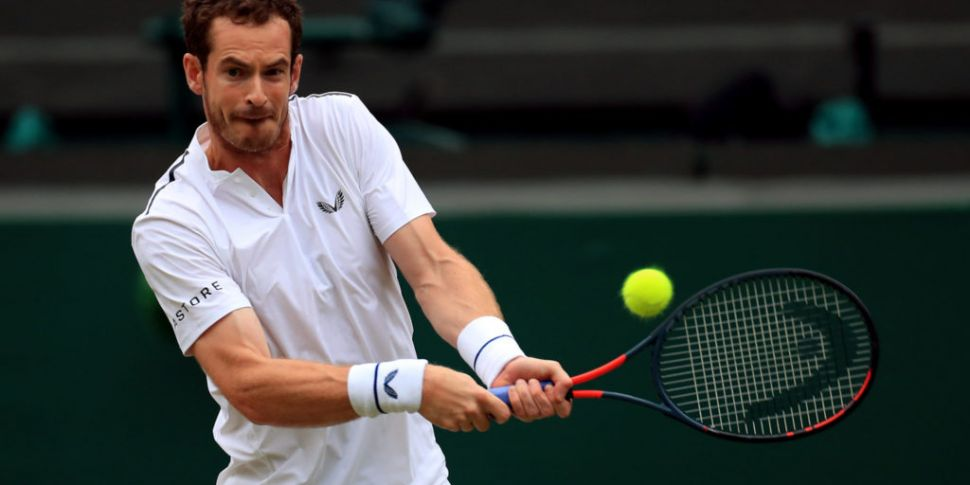 Andy Murray doesn't expect to...