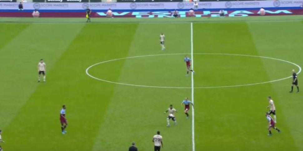 West Ham vs Man United   How t...