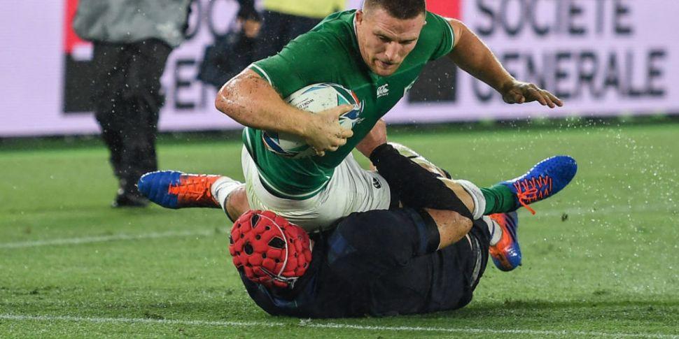 Brian O'Driscoll | Ireland vs...