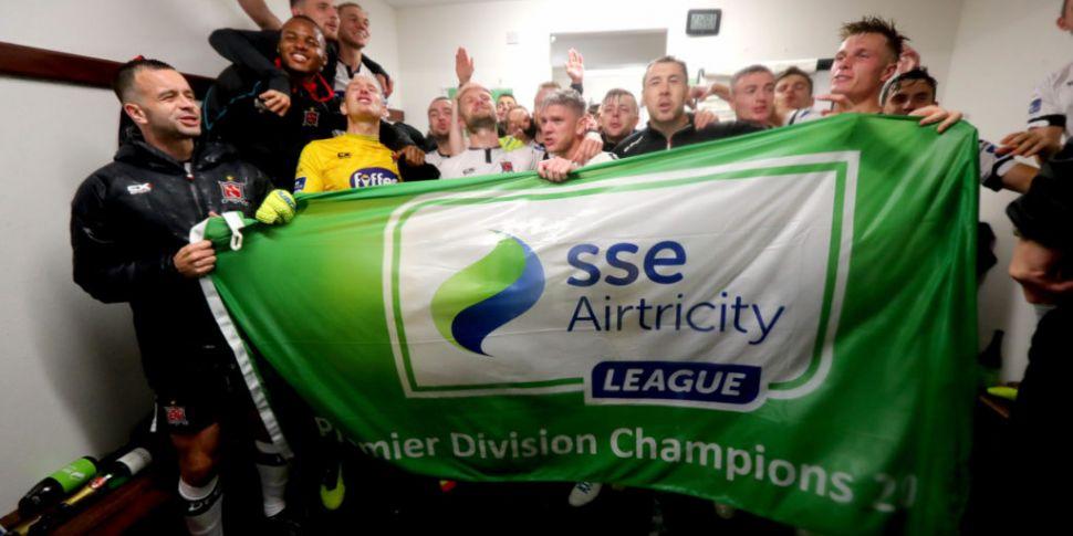 Dundalk League Winning Heroes...