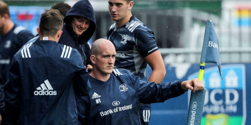 Leinster, Munster and Connacht...