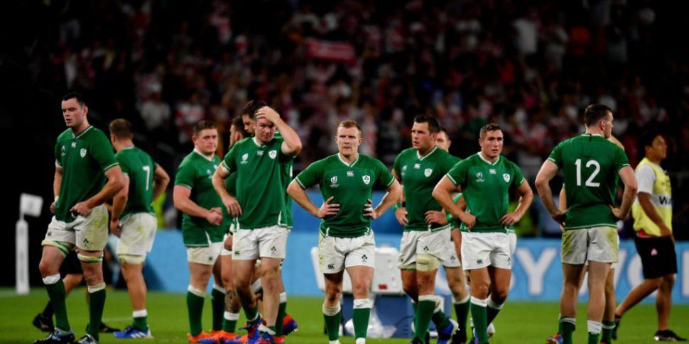 Player Ratings as Ireland fall...