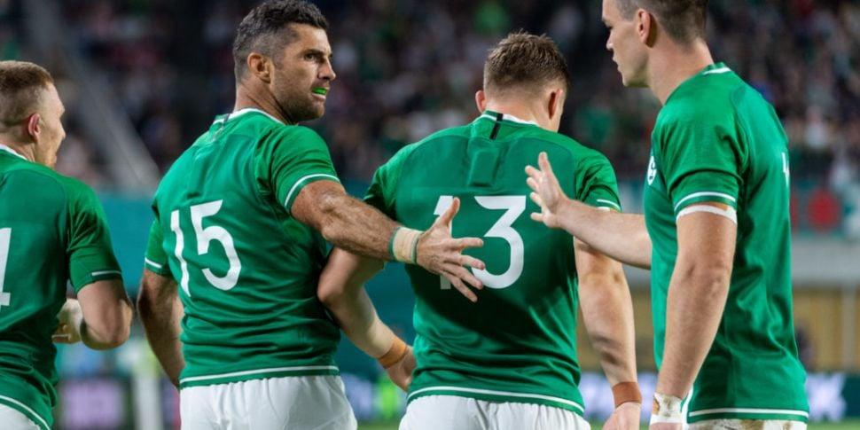 Player Ratings as Ireland stru...
