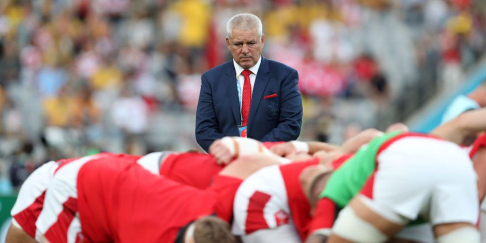 Wales name strong starting XV...