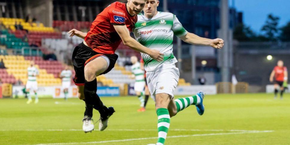 Drogheda's Luke McNally On Pla...