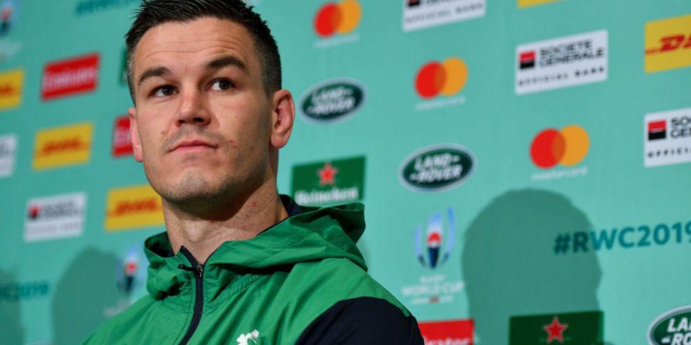 Negativity around Ireland team...