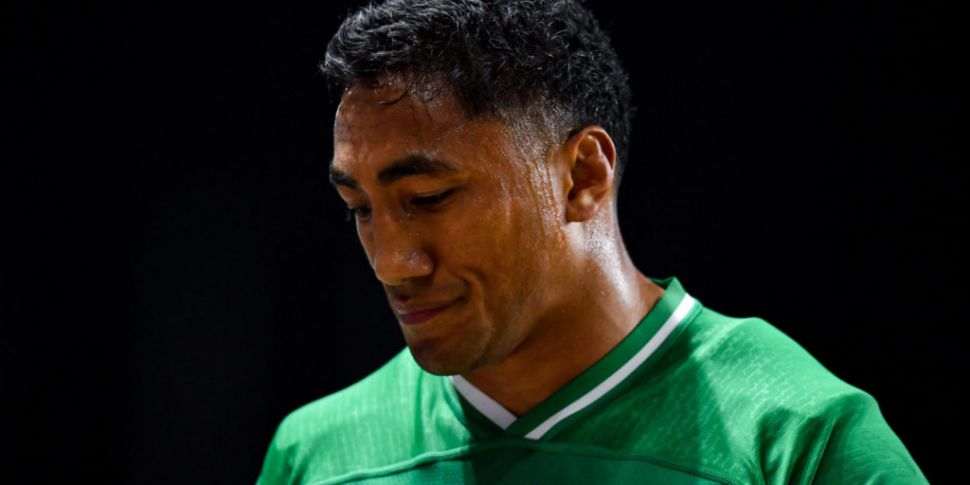 Bundee Aki suspended for three...
