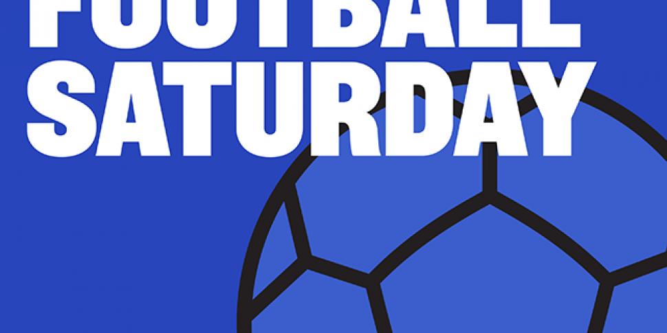 OTB Football Saturday   Ronald...