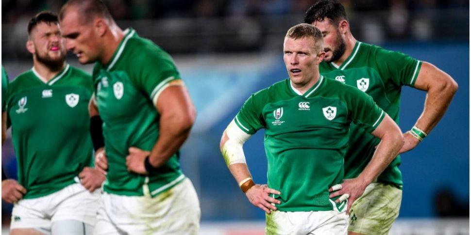 Player ratings as Ireland cras...
