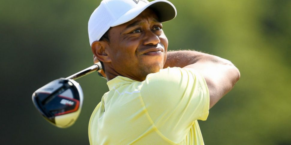 Tiger Woods reveals another kn...