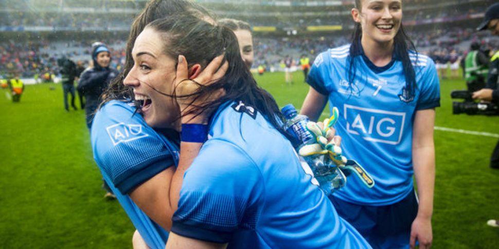 Two Dublin ladies stars among...