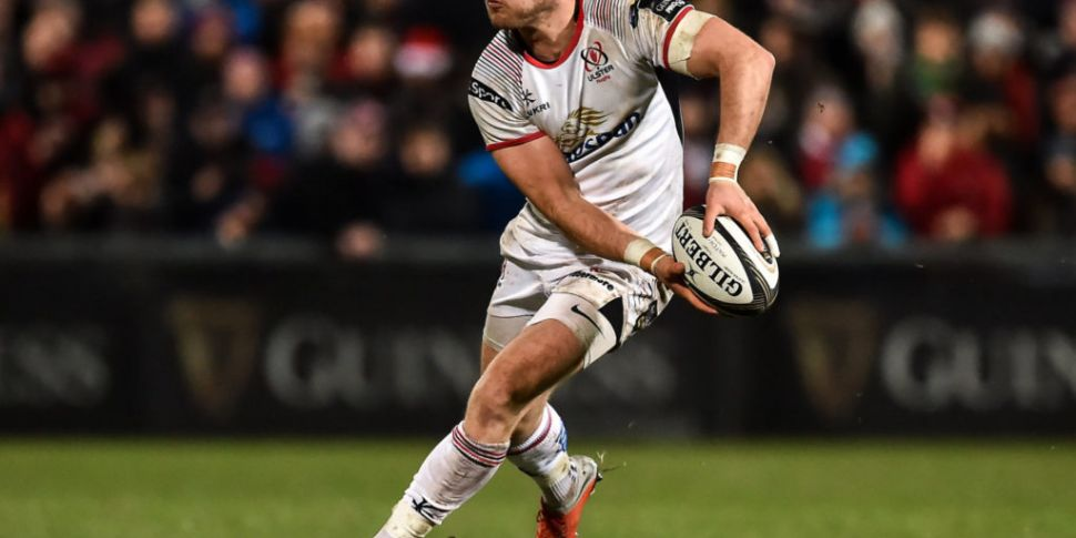 Ulster and Ireland full back W...