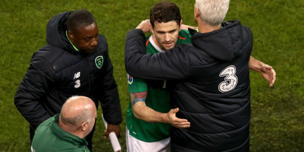Robbie Brady set for Republic...