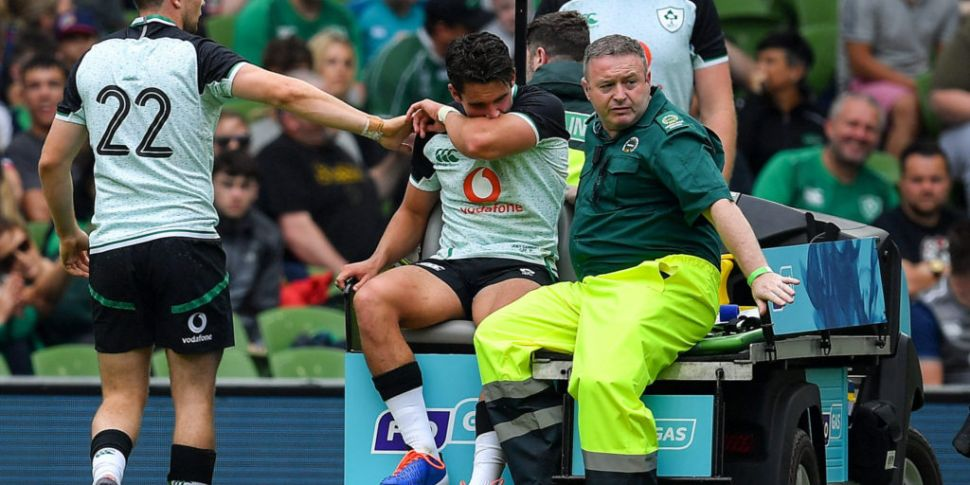 Carbery set to miss first two...