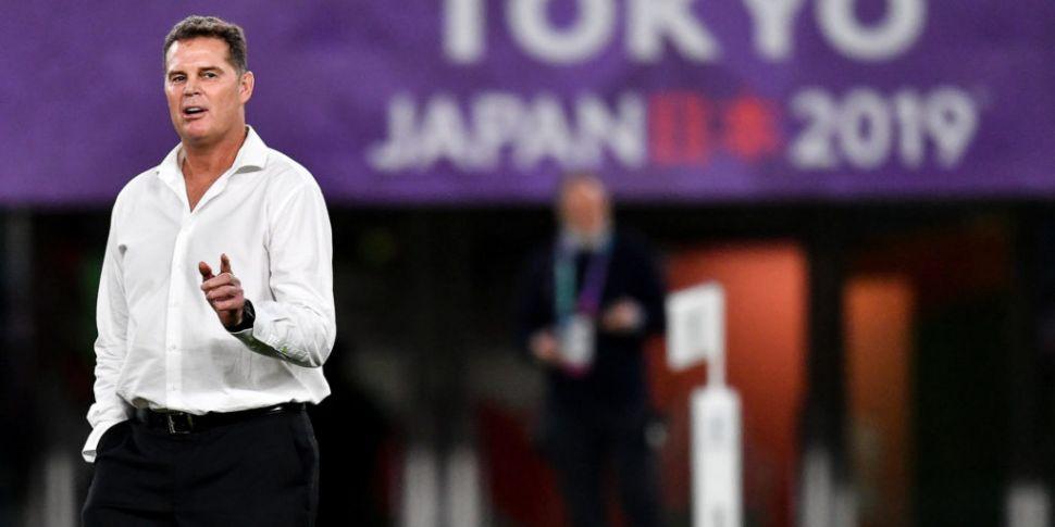 England retain starting XV as...
