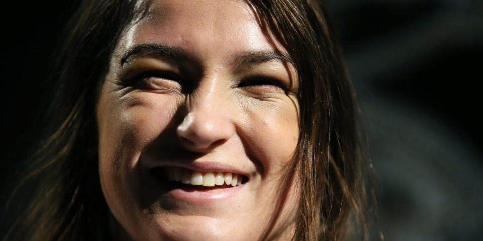 Katie Taylor vows to