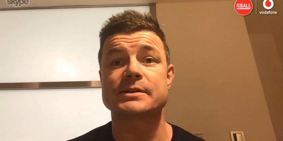 Brian O'Driscoll pinpoints pas...