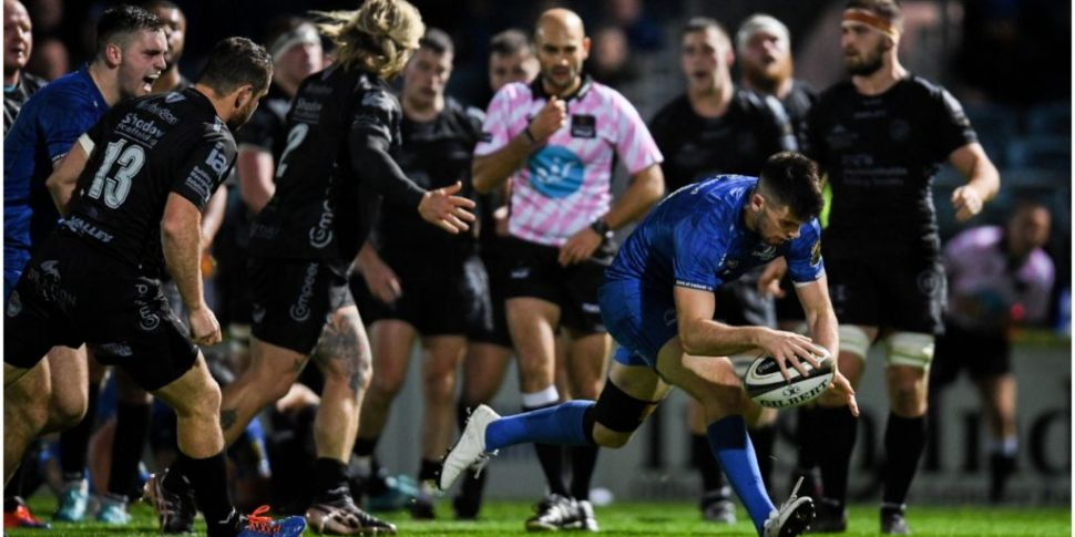 Pro14 wrap up: Leinster make i...