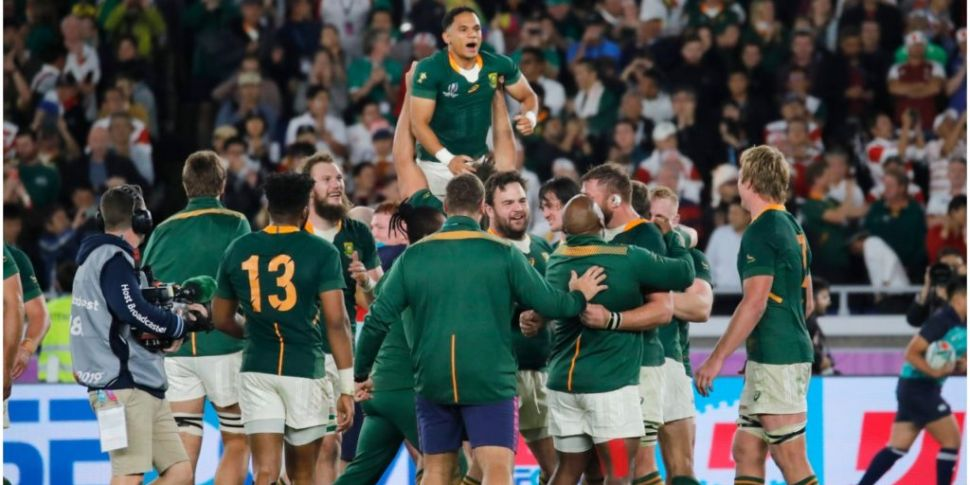 Player Ratings as South Africa...