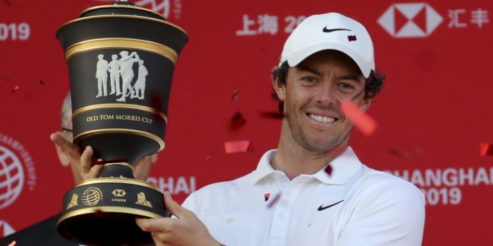 Rory McIlroy claims WGC-HSBC t...