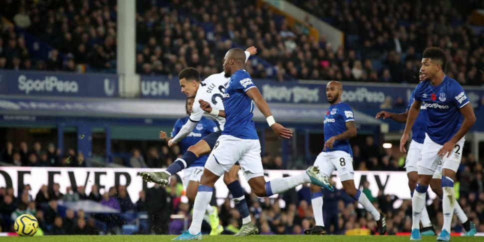 Everton v Tottenham | Dele All...