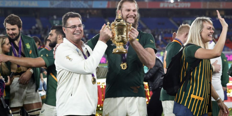 'He has unified South Africa o...