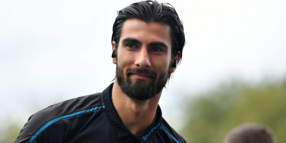 Everton's Andre Gomes discharg...