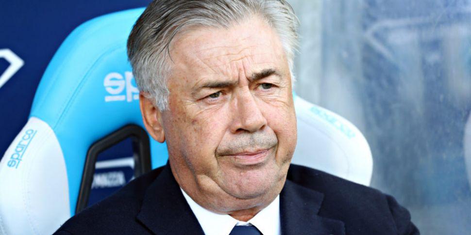 Carlo Ancelotti labels Lucas D...