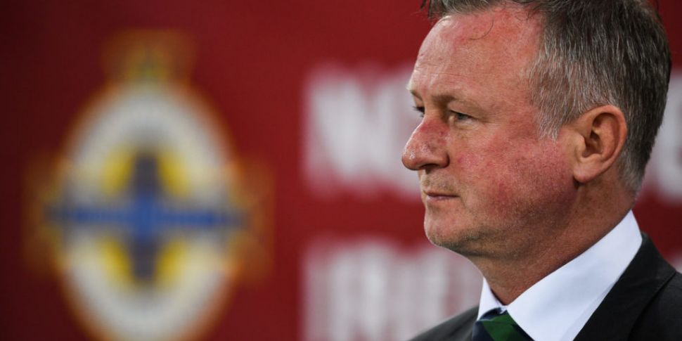 Michael O'Neill is the new man...