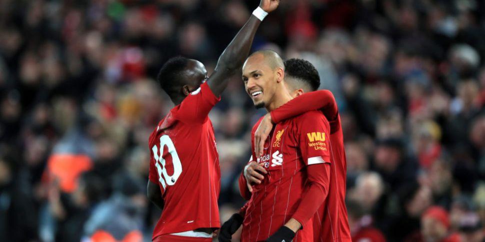 Liverpool v Man City | Putting...