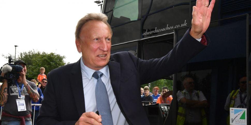 Middlesbrough boss Neil Warnoc...
