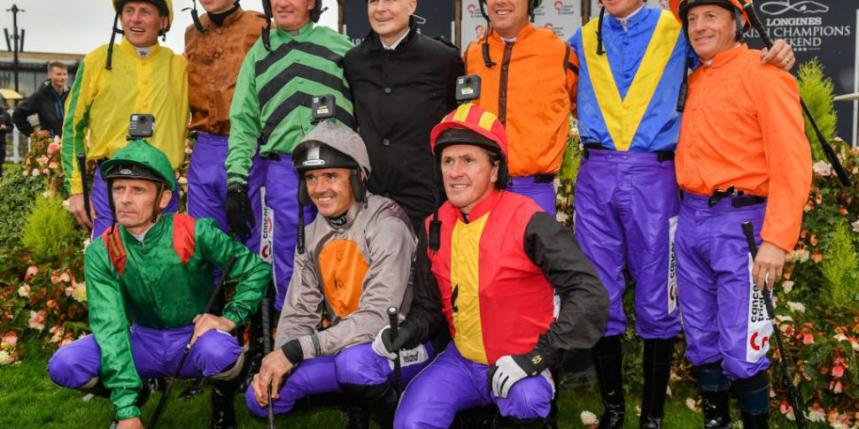 Pat Smullen honoured at Cartie...