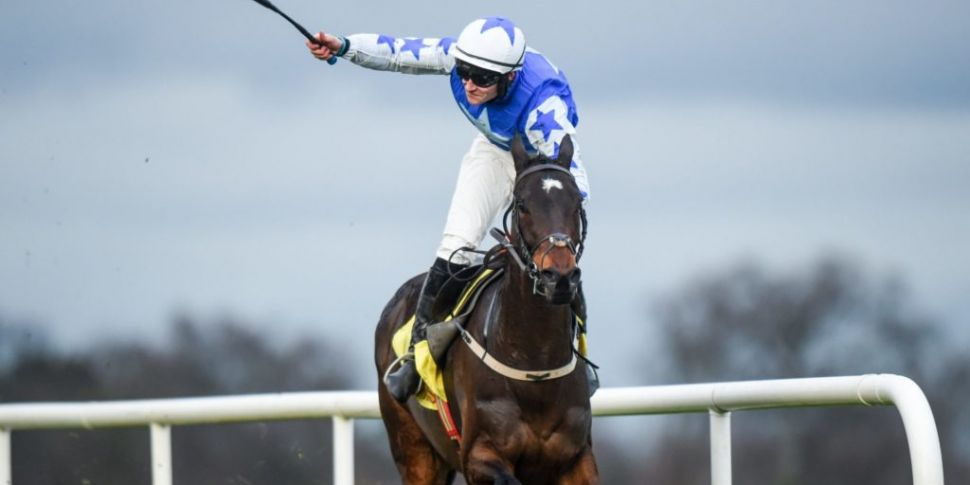 Gold Cup favourite Kemboy clea...