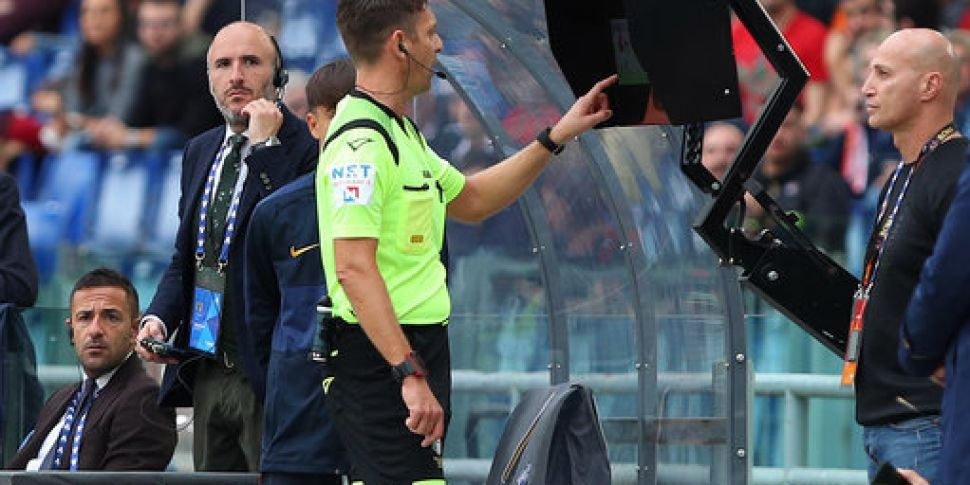 'VAR is alive and kicking' - P...