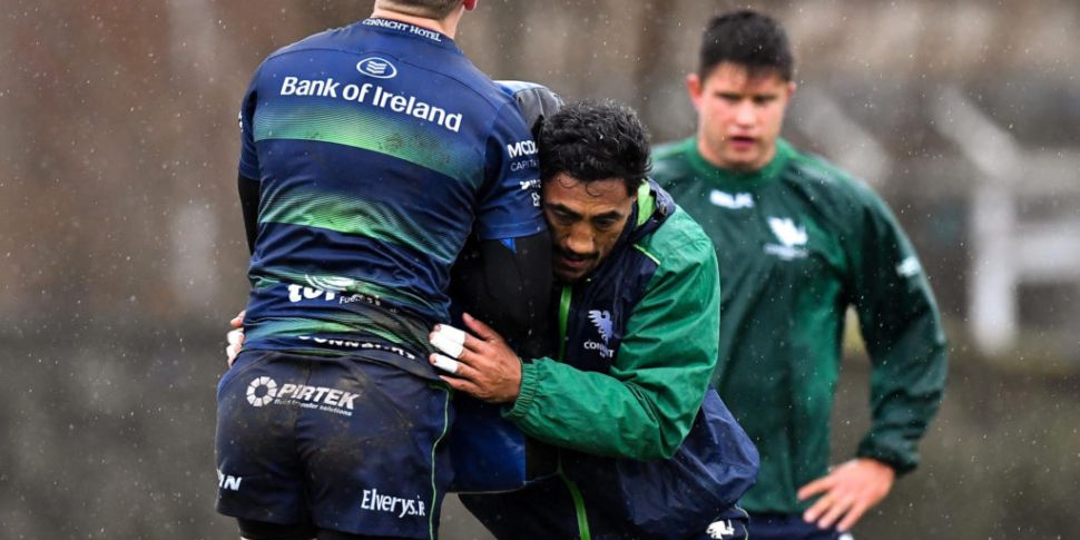 Bundee Aki to start for Connac...