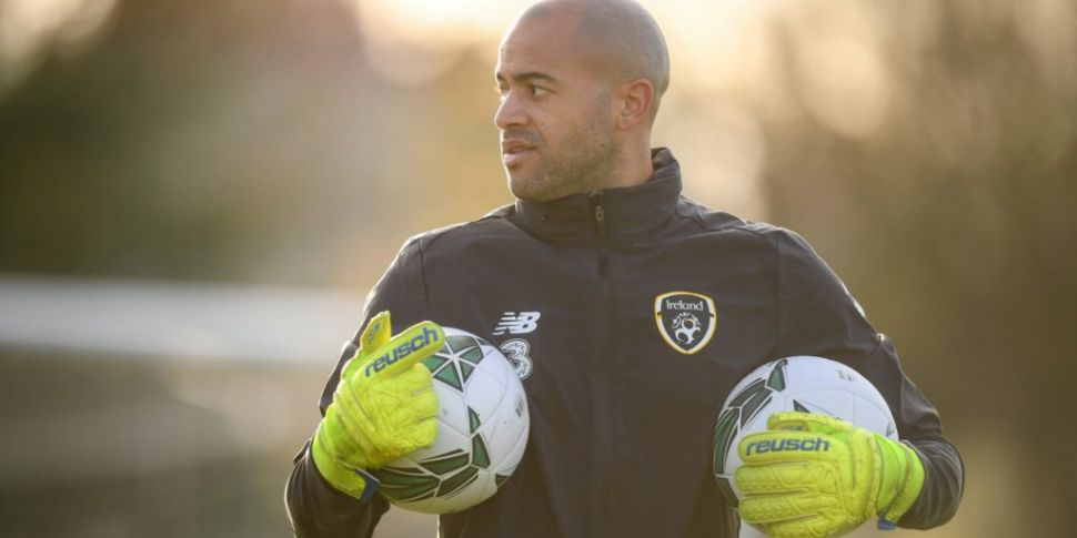 Darren Randolph fit for Euro 2...
