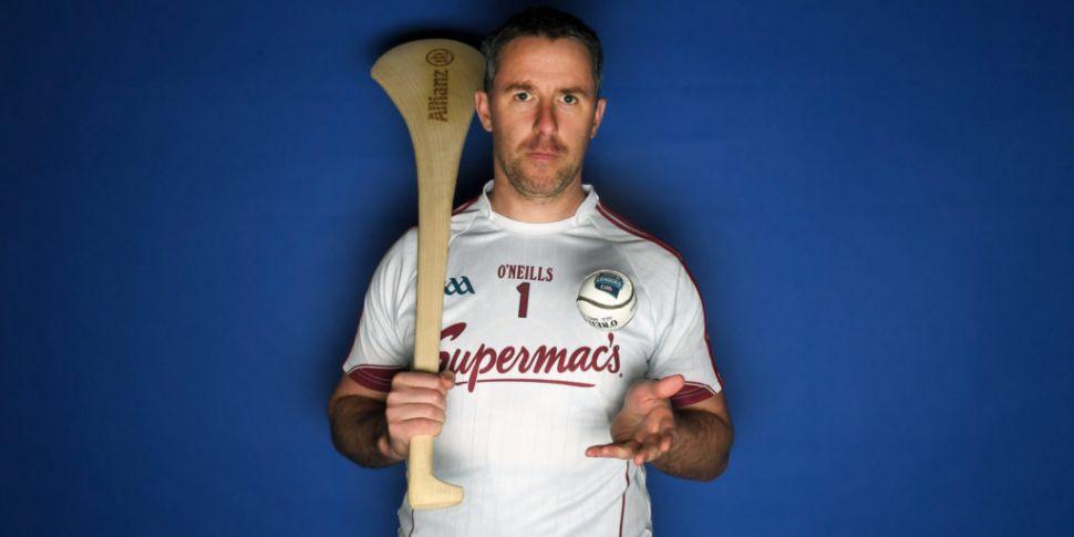 Galway hurler Colm Callanan an...