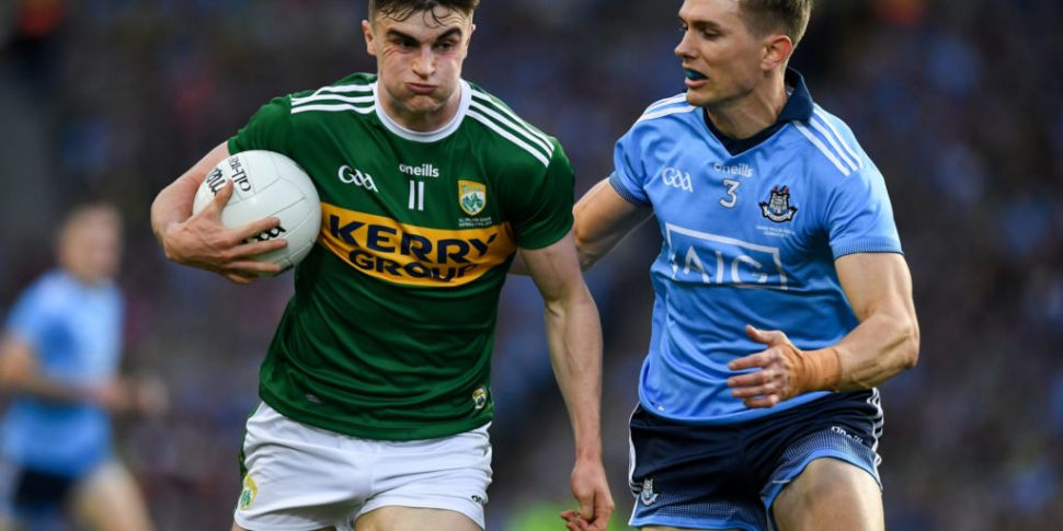 Club window and Dubs-Kerry in...