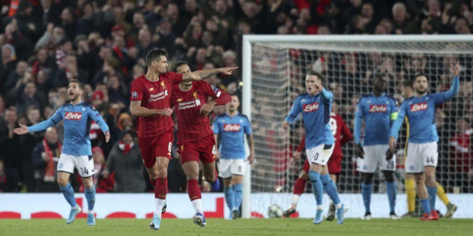 Champions League | Liverpool a...