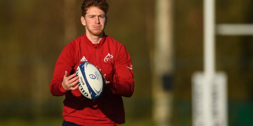 Academy outhalf Ben Healy to m...