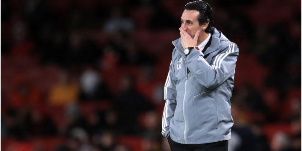 REACTION: Arsenal sack Unai Em...