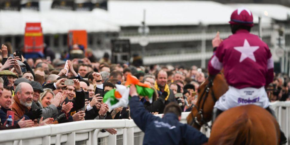 Huge weekend of horseracing on...