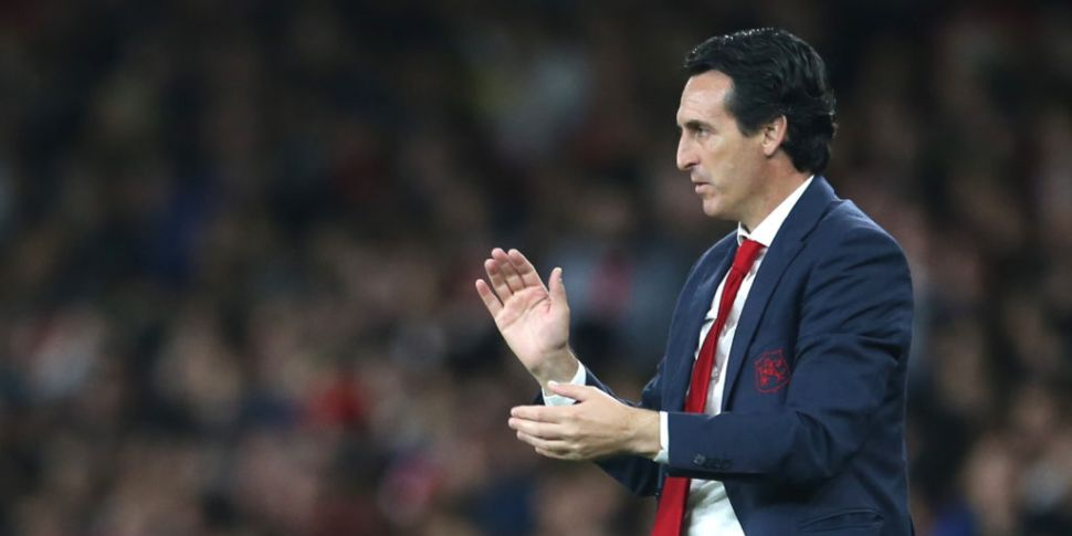 Unai Emery says Arsenal taught...