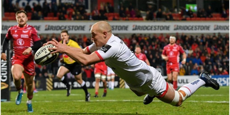Ulster hammer Scarlets while M...