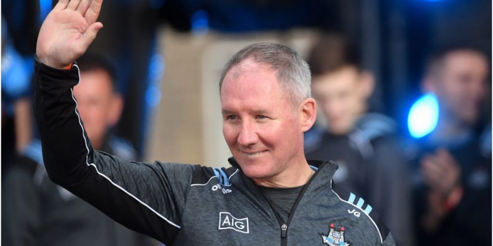 Jim Gavin steps down from Dubl...