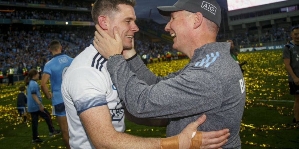 Cluxton's presence is crucial...