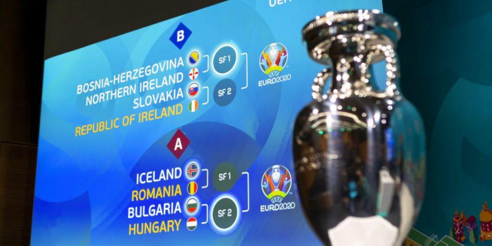 EURO 2020 DRAW | Ireland poten...